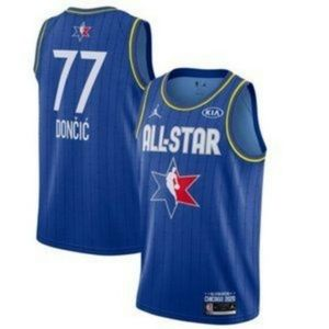 Men's Luka Doncic 2020 All-Star Jersey